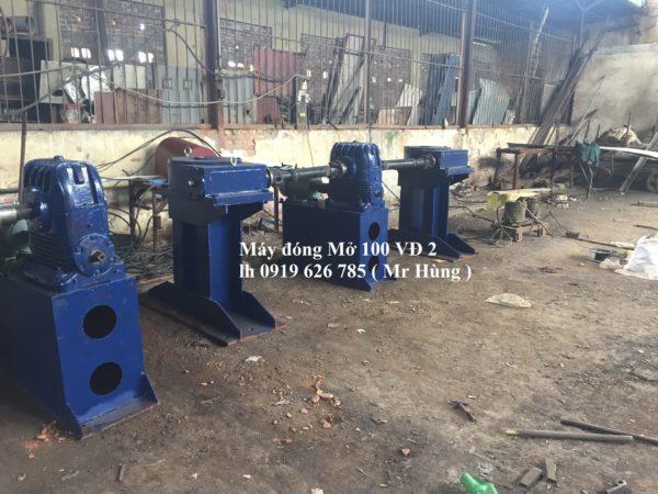 Máy đóng mở 100VĐ 2 : công trình thủy điện Đăk PSI 2 -Tỉnh Kon Tum